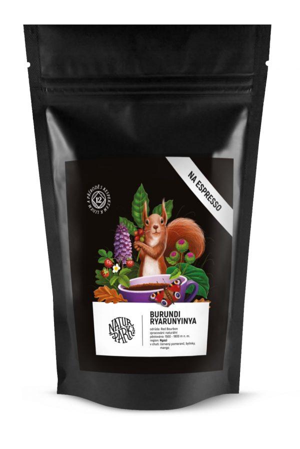 Káva Burundi – Ryarunyinya na espresso (250g/1kg)